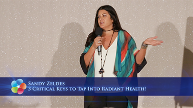 Three Critical Keys to Tap Into Radiant Health!