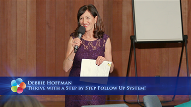 Your Business Can't Thrive without a Step by Step Follow Up System!