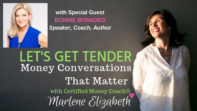Let's Get Tender with Special Guest Bonnie Bonadeo