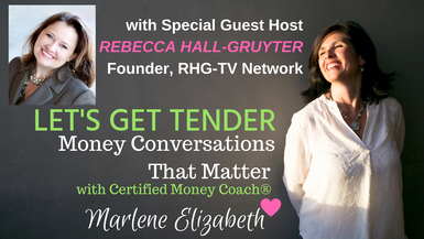 Let's Get Tender with Guest Host, Rebecca Hall-Gruyter