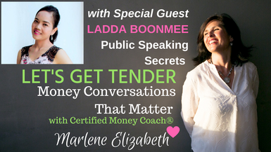 Let's Get Tender with Special Guest Ladda Boonmee