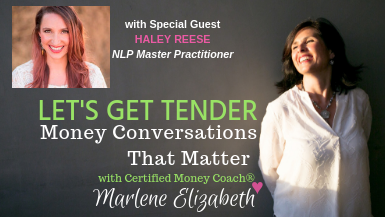 Let's Get Tender with Special Guest Haley Reese