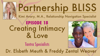 Creating Intimacy & Love