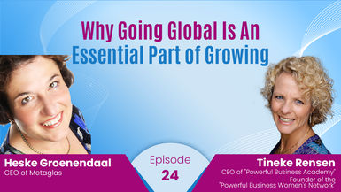 Why Going Global Is An Essential Part of Growing