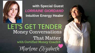 Let's Get Tender with Special Guest Lorraine Giordano