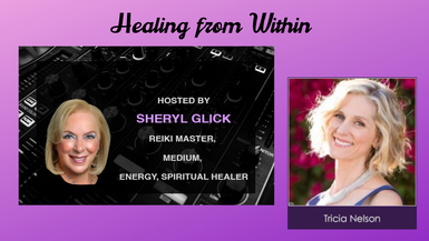 HEAL EMOTIONAL EATING - HEAL YOURSELF with Tricia Nelson