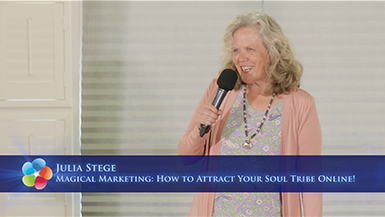 Magical Marketing:  How to Attract Your Soul Tribe Online!