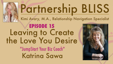 Leaving to Create the Love You Desire