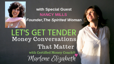 Let's Get Tender with Special Guest Nancy Mills