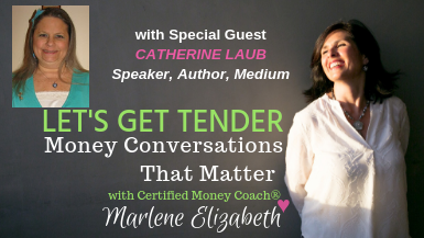 Let's Get Tender with Special Guest Catherine Laub