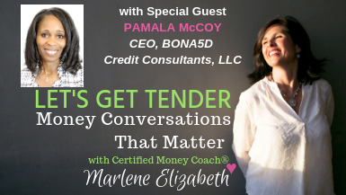 Let's Get Tender with Special Guest Pamala McCoy