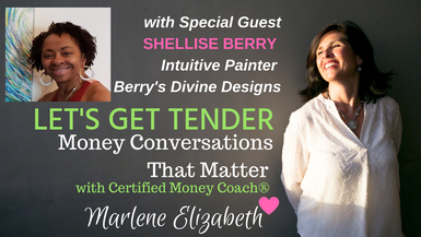 Let's Get Tender with Special Guest Shellise Berry