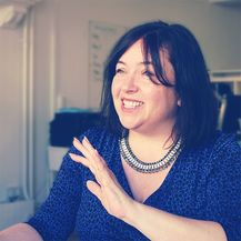 Be Brilliant – Enjoy the Journey with Sue Ritchie