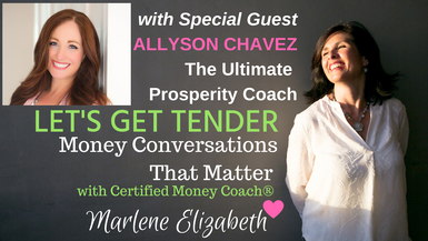 Let's Get Tender with Special Guest Allyson Chavez