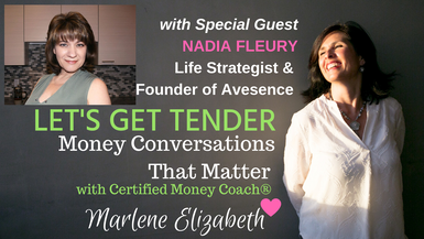 Let's Get Tender with Special Guest Nadia Fleury