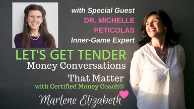 Let's Get Tender with Special Guest Dr. Michelle Peticolas